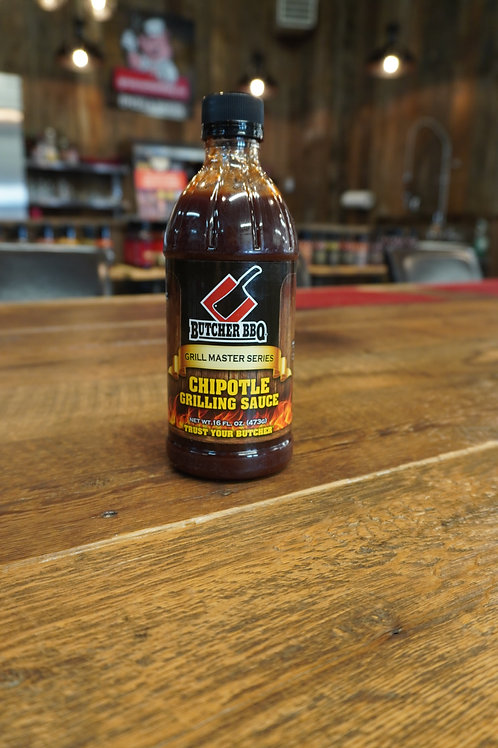 Butcher BBQ - Sauce BBQ Chipotle - 16oz