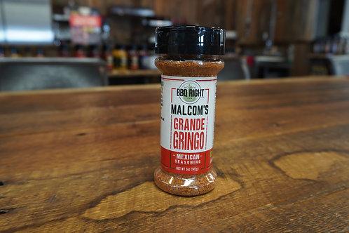 Malcom's - Grande Gringo Mexican mix - 5oz