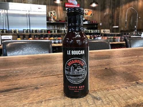 Le Boucan - Orsainville - Sauce BBQ - 350ml