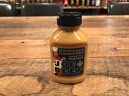 Joe Beef - Moutarde Pommes Fumées - 260ml