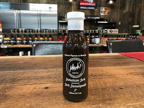 Mark's Hot Sauce - Jerk Jamaïquain - Marinade - 355ml