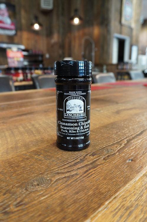 Historic Lynchburg - Cinnamon Chipotle Seasoning Rub - 5oz