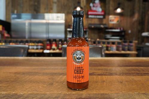 La Sauce du Chief - BBQ Piquante - Bière - 295ml