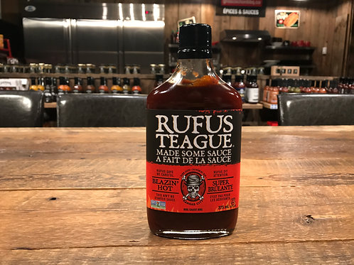 Rufus Teague - Super Brulante - Sauce BBQ - 375ml