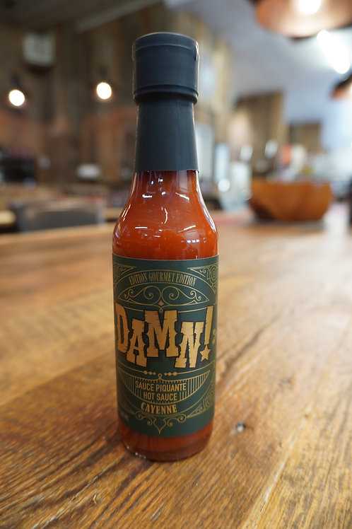 Damn - Sauce Piquante - Cayenne - 148ml