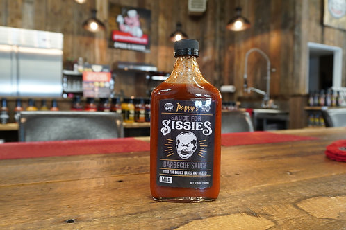 Pappy's - Sissies -  BBQ Sauce - 12oz