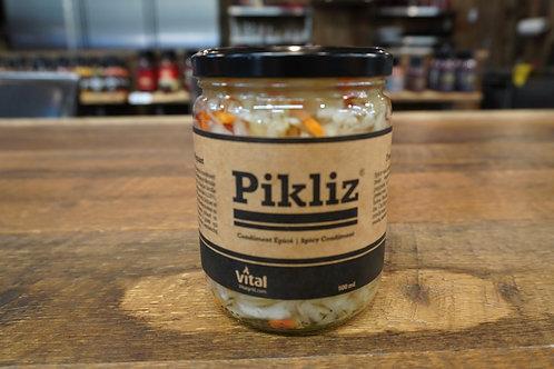 Vital - Pikliz - Condiment Épicé - 500ml