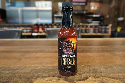 Les Sauces Cobar - Desperado sauce piquante - 148ml