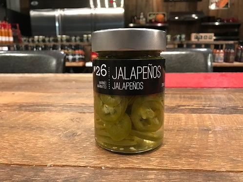 La Conserverie - No 26 - Jalapenos Marinés - 314ml