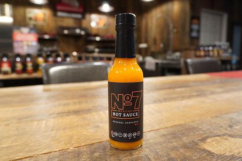 No.7 Mexican Hot Sauce - Habanero - Sauce piquante - 150ml