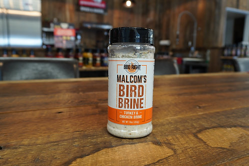 Malcom's - Bird Brine - 16oz