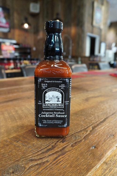 Historic Lynchburg - Jalapeño Cocktail Sauce Fruits de mer - 16oz