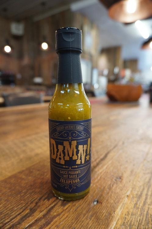 Damn - Sauce Piquante - Jalapeno - 148ml