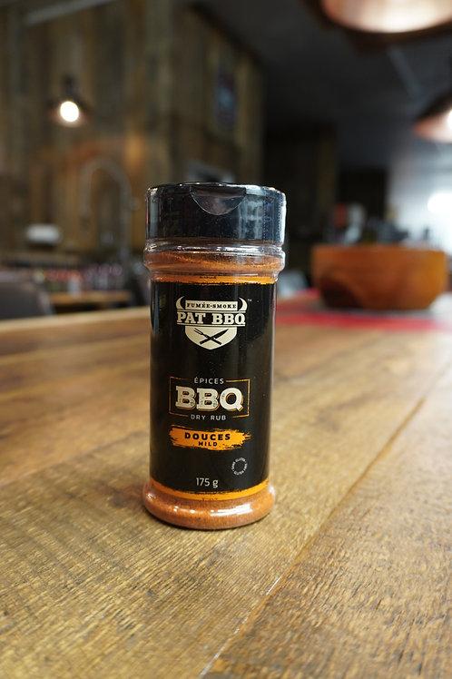 Pat BBQ - Épices douces - 175G
