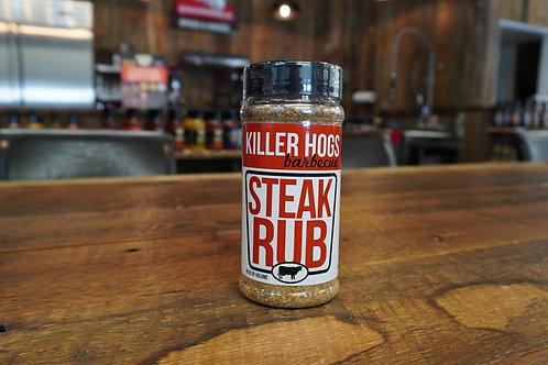 Killer Hogs - Steak  Rub - 16oz