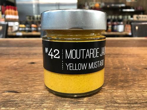 La Conserverie - No 42 - Moutarde Jaune - 212ml