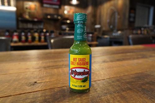 El Yucateco - Cile Habanero - Sauce Piquante - 120ml