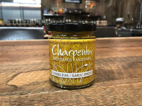 Charpentier - Pousses d'Ail - Moutarde - 190ml