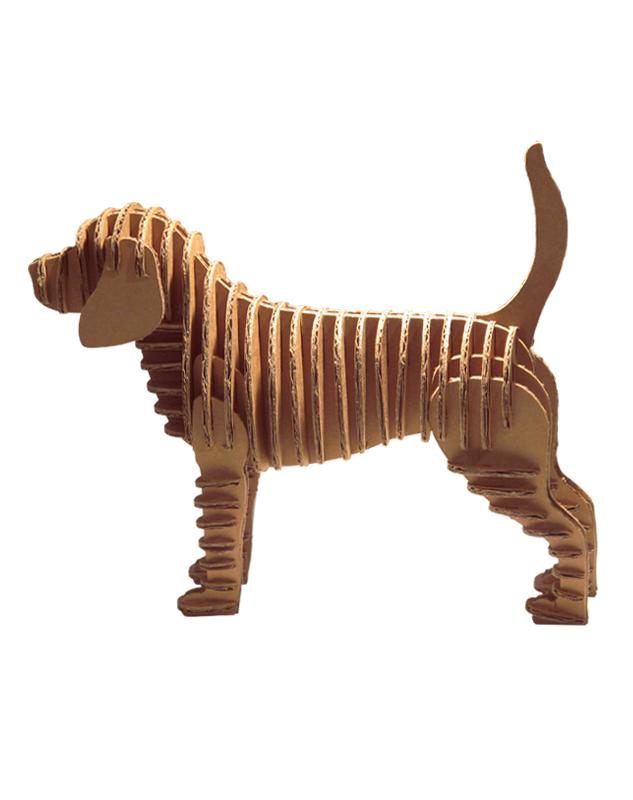 Cardboard Dog 4