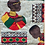 Thumbnail: African Heritage 12x12 inch mini art quilt
