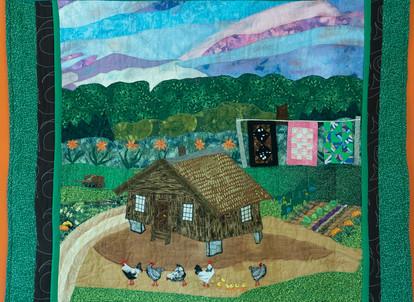 Aunt Myrdie's House by Aisha Lumumba