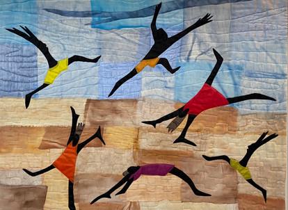 Emancipation Jubilation by Mary Maynard