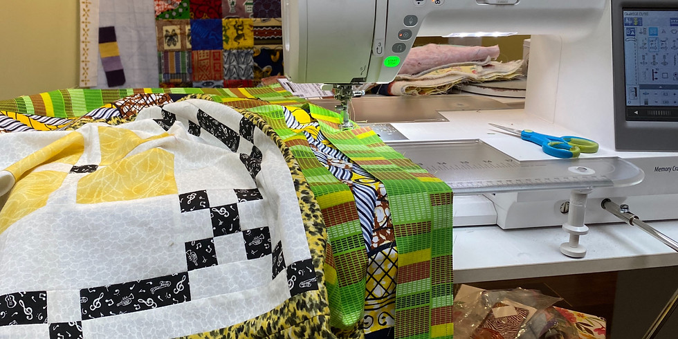 Quilters Finishing Retreat