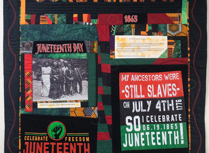 Juneteenth by Patricia Batine