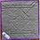 Thumbnail: Royalty, 14xx14 inch art quilt