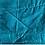 Thumbnail: Circles and symbols 12x12 inch mini art quilt