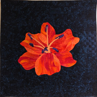 "Honorable Mention — ""Day Lily"" by Nina Moore"