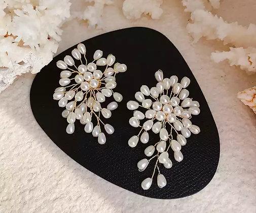 Lou Lou Pearl Earrings