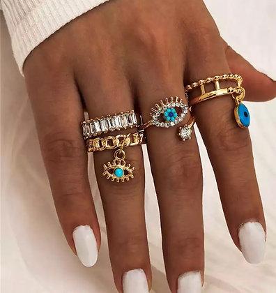 The Ain rings bundle