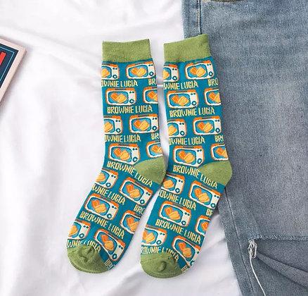 The Valarie Statement Socks