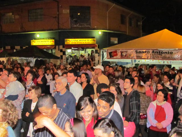 NOITES NO EVENTO