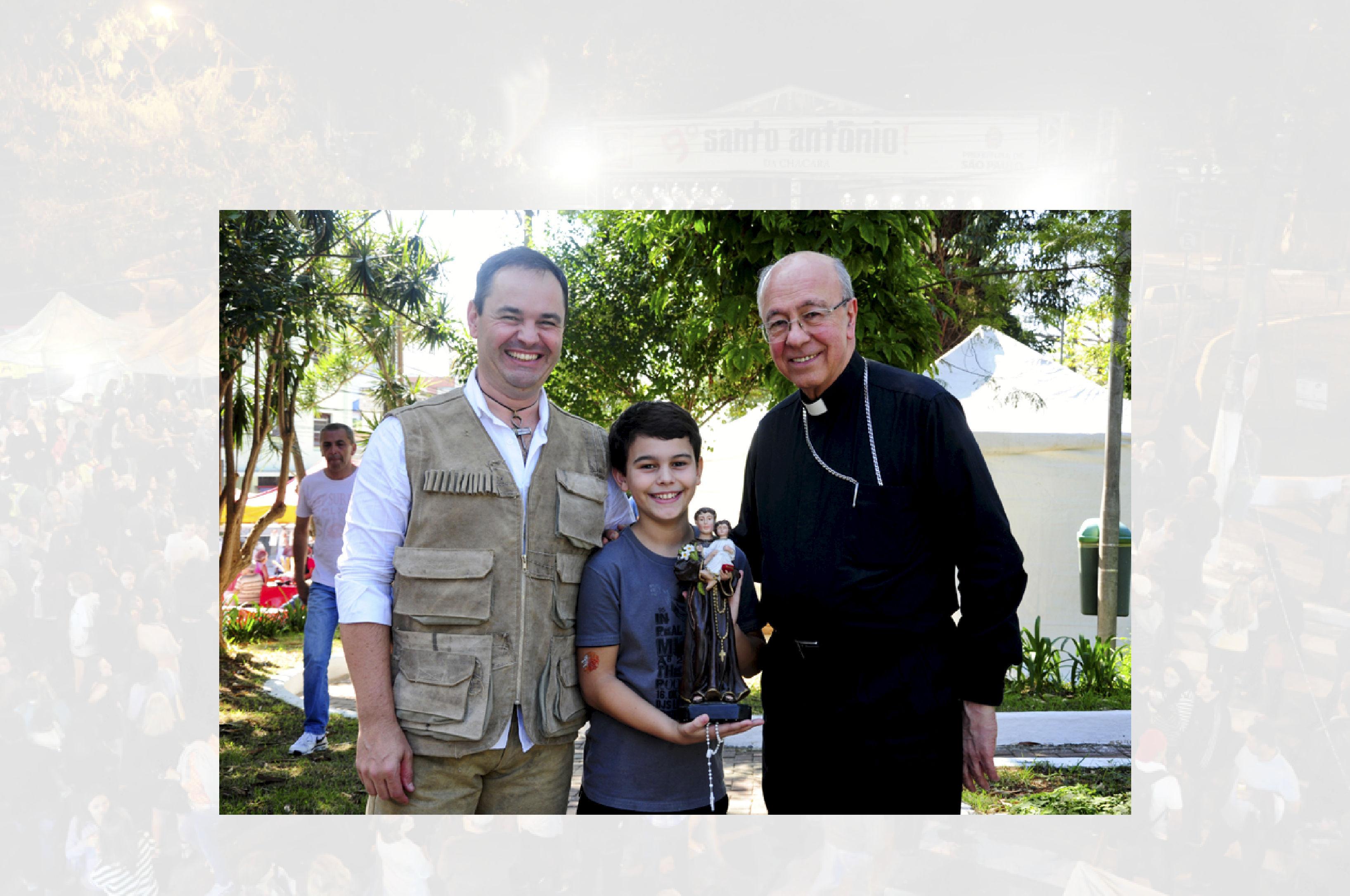 Fittipaldi, Rafael e Dom Fernando