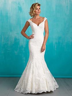 Allure Bridal 9322