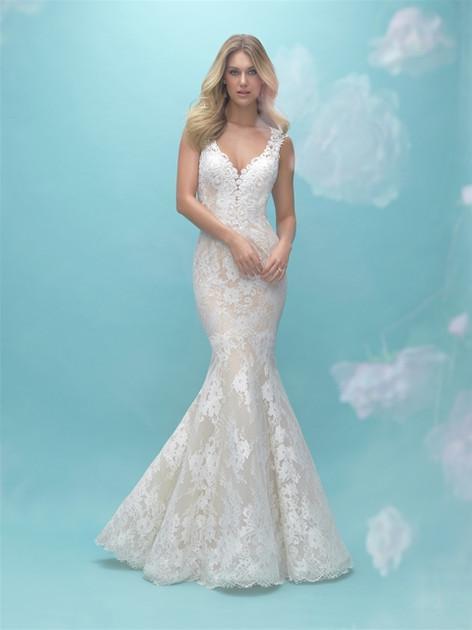 Allure Bridals 9464