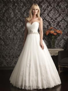Allure Bridal 9014