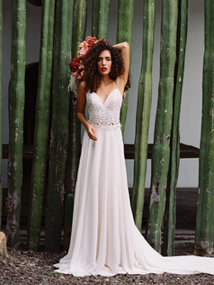 F152S-Zia-SKIRT GOWN