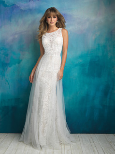 Allure Bridals 9507