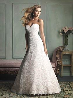 Allure Bridal 9109