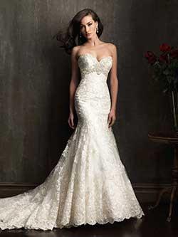 Allure Bridal 9051
