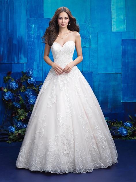 Allure Bridals 9413