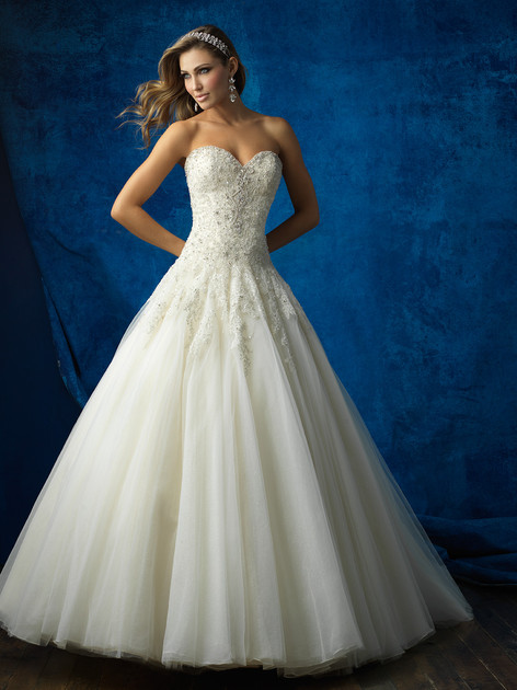 Allure Bridal 9369