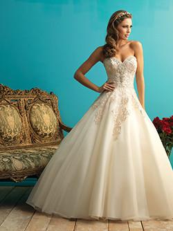 Allure Bridal 9270