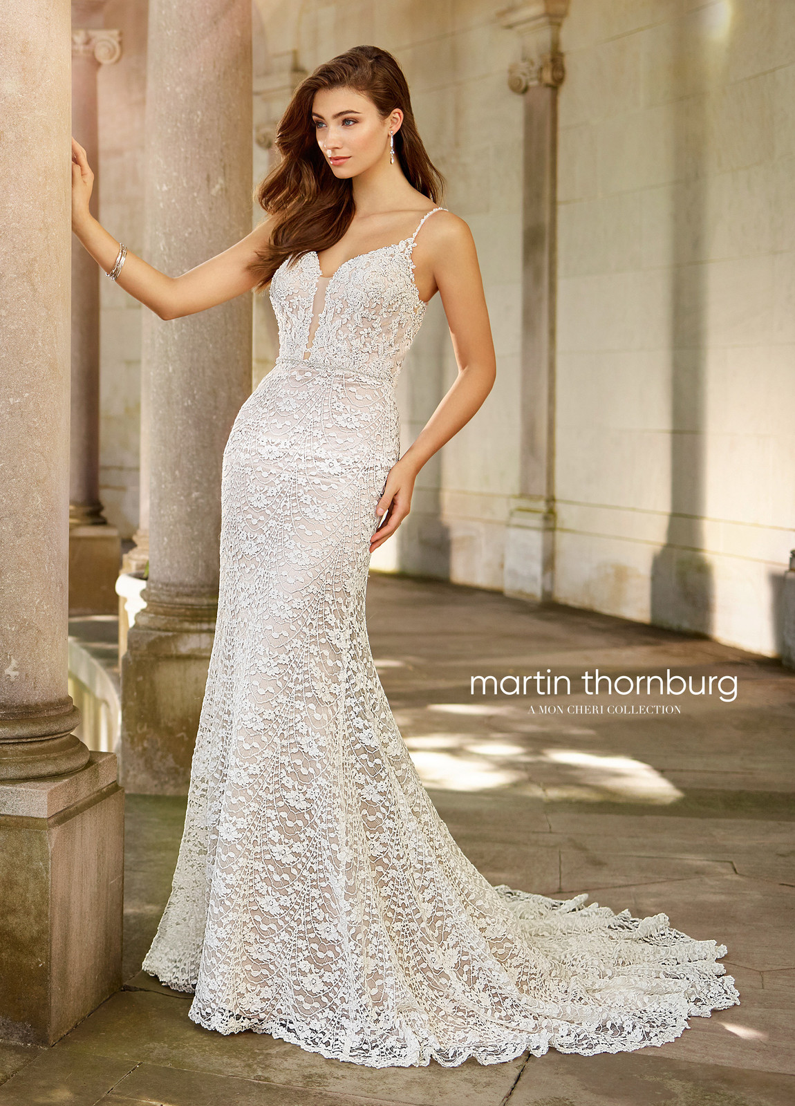 8e35b2c99721 Mon Cheri by Martin Thornburg | Our Shop Bridal