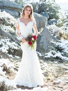 Allure Bridals 9519