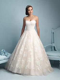 Allure Bridal 9217
