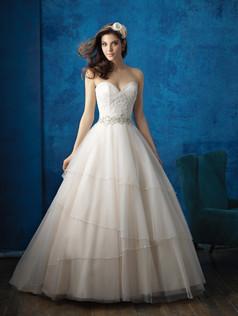 Allure Bridal 9351